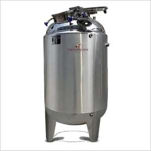SS Jacketed Vessel
