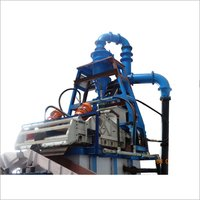 M Sand P Sand  Washing Dewatering Hydro Cyclone