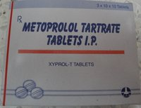 Metoprolol Tartrate Table  IP
