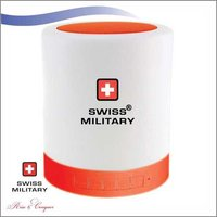 Swiss Military 6 in 1 Premium Smart Touch Lamp With Blutooth Speaker (BL9)