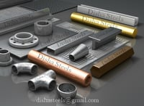 Titanium Square Pipe