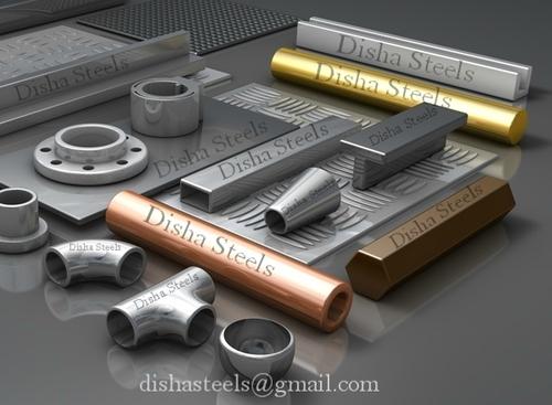 Titanium Threaded Flange