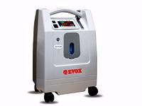 EVOX Portable Oxygen Concentrator