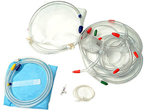 Heart Lung Pack / Tubing Pack (With Arterial Filter & W/o Filter)