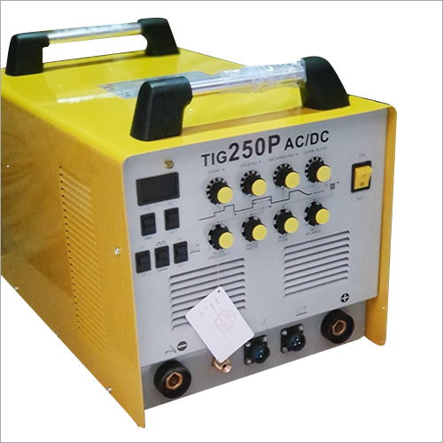 TIG 250 P AC DC Manual Tig Welder Machine