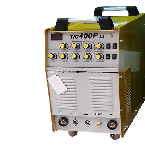 TIG 400 P IJ Welding Machine