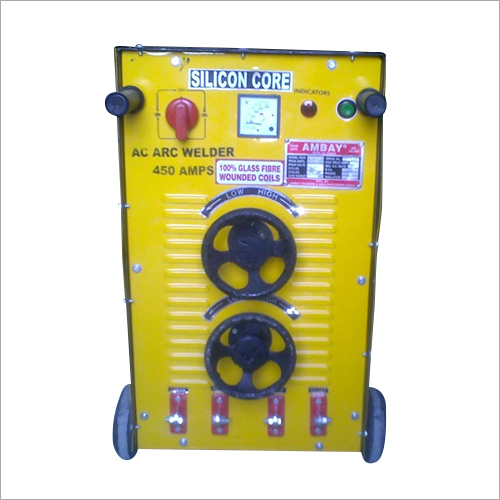 AC ARC DOUBLE HOLDER Welding Machine