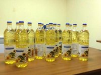 100% Refined Sunflower Oil in 1L 2L 3L 4L 5L PET Bottles