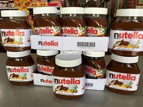 Ferrero Nutella,Nutella 350g,Nutella Chocolate