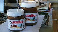 Nutella Chocolate Spread 350g.