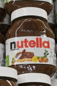 Nice Tasteful Nutella Chocolate