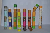Agarbatti Packaging Paper Tube