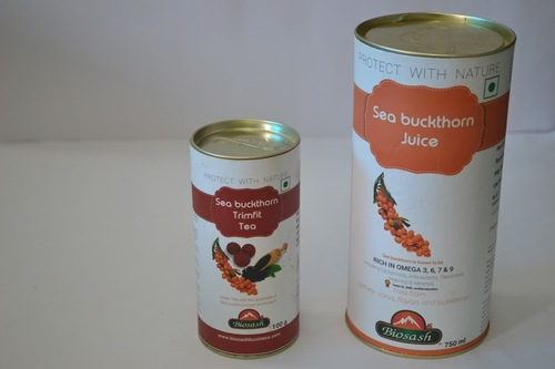 Ayurvedic Bottle Packaging