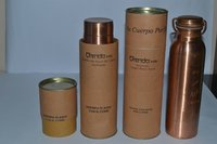 Copper Bottle Packaging
