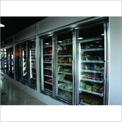 Glass Door Display Cold Storage Room