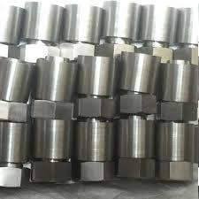 Stainless Steel Hydraulic Hose Fittings High Pressure