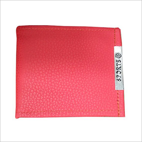 Foldable Leather Wallet