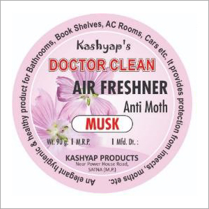 Musk Anti Moth Air Freshener
