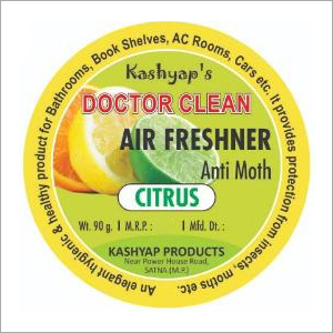 Citrus Anti Moth Air Freshener