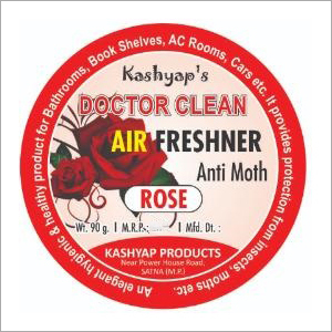 Rose Anti Moth Air Freshener