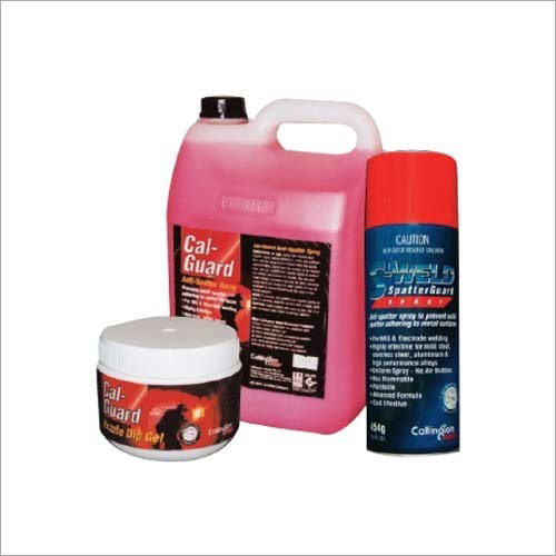 Cal Guard - Water Based Anti Spatter Spray Liquid Gel