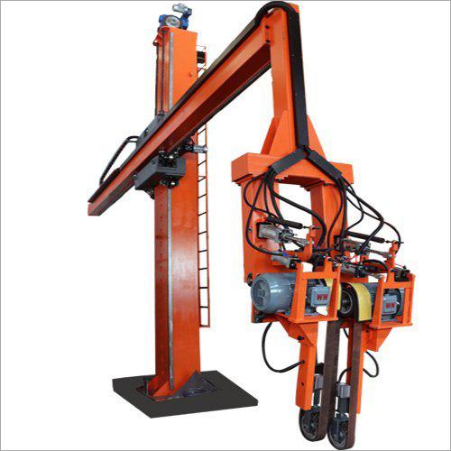 CNC Column and Boom Manipulator Polishing Machine