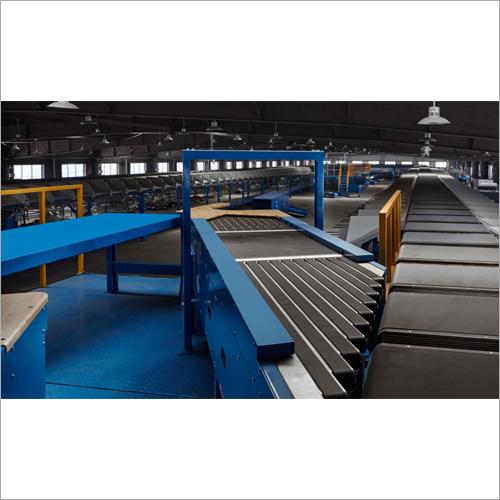 Cross Belt Sorter Automation