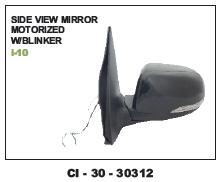 Side View Mirror I10 LH/RH (cinew)