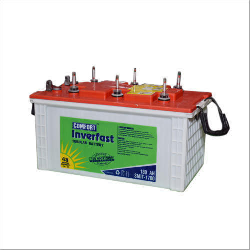 Comfort Inverfast Tubular Battery