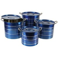SS Regular Stock Pots