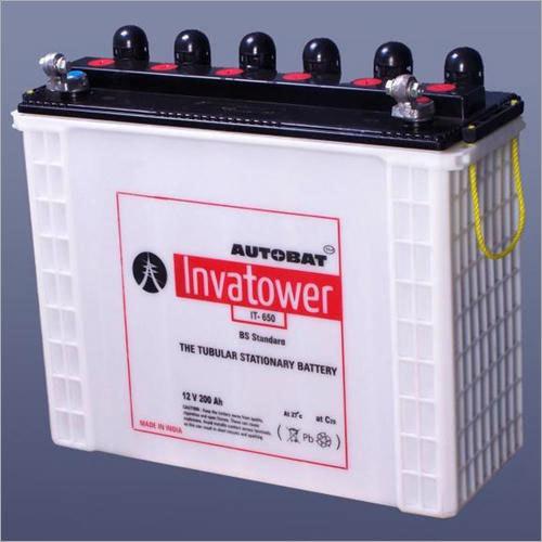 Autocat Invatower Tubular Battery