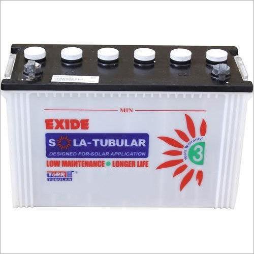 Tubular Solar Battery