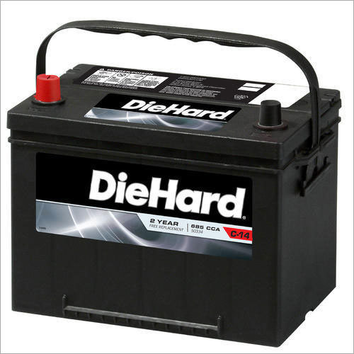 DieHard Automotive Battery