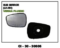 Sub Mirror Verna Fluidic