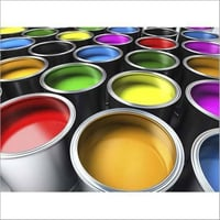 Colored HDPE Ink