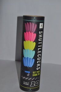 Shuttlecock Packaging