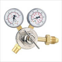 Single Stage Flow Gauge Regulator