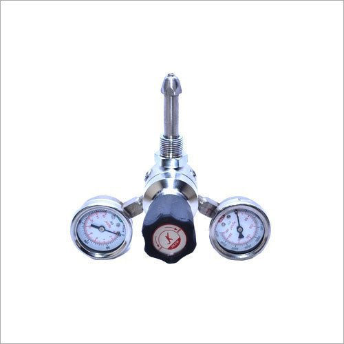 Stainless Steel Double Stage Regulators
