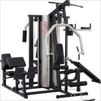 4 Station Gym Machine