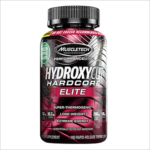 Hydroxycut Hardcore Fat Burner