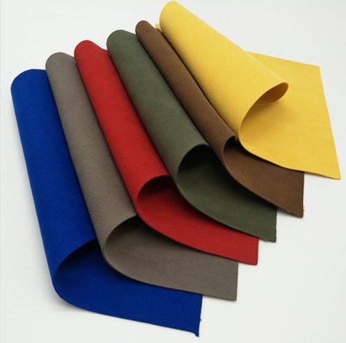 ANTI-ABRASION MICROFIBER SUEDE LEATHER FOR AMARA