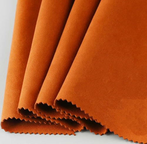 MICROFIBER SUEDE LEATHER SHOES MATERIALS MANUFACTURER