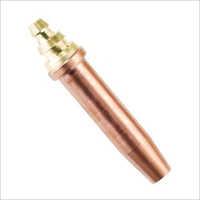 Orbit Swaged Copper Nozzles