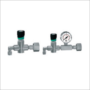 Cylinder Regulator Valves