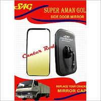 Heavy Vehicle Side Door Rectangular Mirror