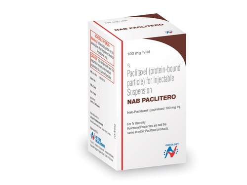 NABPACLITERO- Paclitaxel (Protein bound Particle) Injection
