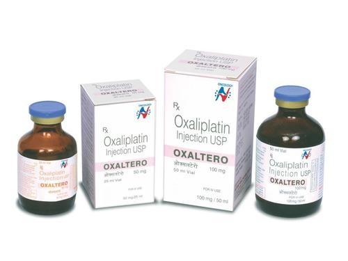 Oxaltero -Oxaliplatin