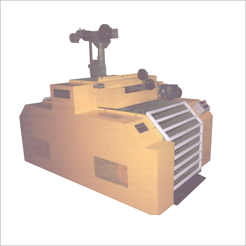 Horizontal Wire Spooler Machine
