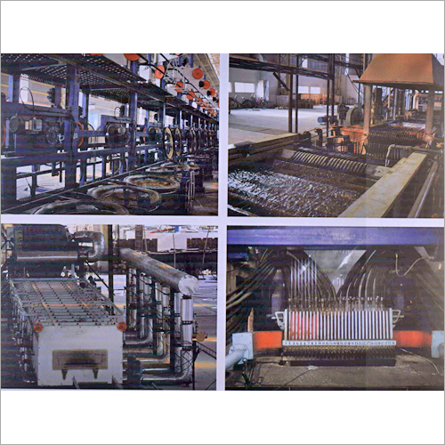 Wire Galvanizing Plants