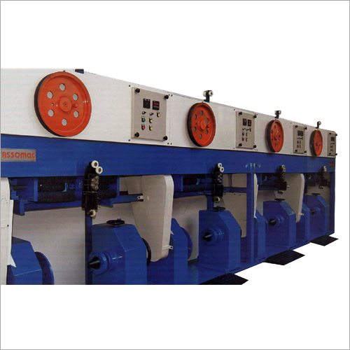 Multi Wire Spooling Line